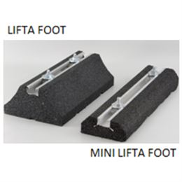 LIFTA FOOT 250 (100KG) PAR 2